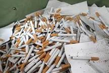67600 نخ سیگار قاچاق توسط پلیس آگاهی زنجان کشف شد