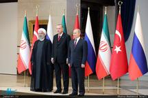 برگزاری نشست سران روسیه، ایران و ترکیه در ماه فوریه