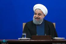 روحانی سالروز استقلال جمهوری آذربایجان را تبریک گفت