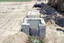 آبگیری مزارع سیستان از طرح انتقال آب بالوله آغاز شد