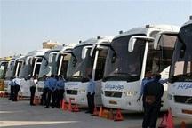 اتوبوس های زائران اربعین در خروجی شهرری کنترل کیفی می شوند