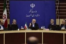 صالحی در شورای اداری استان البرز: در توافقات برجام سلیقه ای تصمیم گیری نشده است