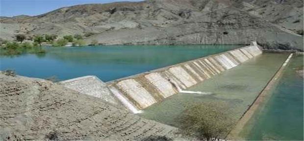 100درصد سازه های آبخیزداری آبگیری شد