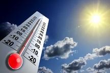 دمای هوای امامزاده جعفر به 48درجه سانتی گراد رسید