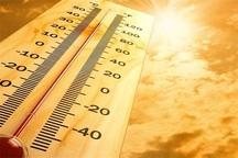 البرز دمای 41 درجه تجربه  کرد