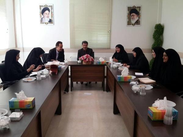 هفت کمیته تخصصی بانوان در نظرآباد تشکیل میشود