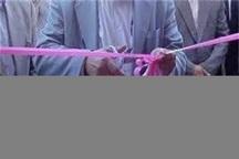 بهره برداری از چهار طرح عمرانی در بجستان