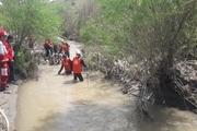 جسد جوان غرق شده در رودخانه مردق چای مراغه پیدا شد