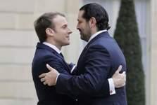 سعد حریری پس از دیدار با ماکرون:به لبنان بر می گردم و در جشن استقال شرکت می کنم