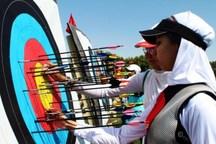 همدان میزبان مسابقات تیراندازی با کمان کشور شد