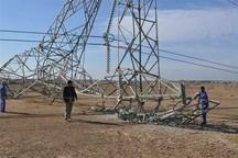 جریان برق 78 روستای پلدختر برقرار شد