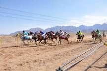 مسابقات اسبدوانی کورس بهاره کشور در یزد به پایان رسید