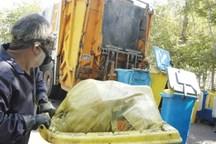 دفن زباله های عفونی البرز مدیریت شود