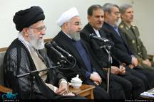 رئیس جمهور روحانی: هدف اول دولت حل مشکل بیکاری است