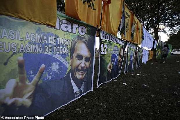 فردی دیوانه تر از رئیس جمهور آمریکا: مردی که او را «ترامپ برزیلی» می نامند، کیست؟