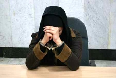 دستگیری مدیر زن یک کانال غیراخلاقی در آستانه اشرفیه