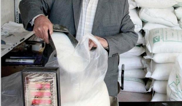 توزیع 100 تن سهمیه شکر در شهرستان ساوجبلاغ