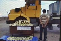 224 کیلوگرم مواد افیونی در ورودی مشهد کشف شد