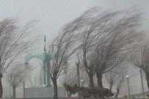 هوای مناطق مرزی استان غبارآلود می شود افزایش چهاردرجه ای دمای شبانه