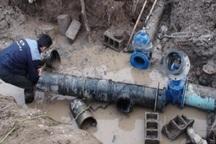 تاسیسات آب کاشان 85 میلیارد ریال خسارت دیده است