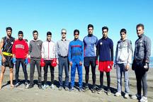 ووشوکاران سیستان و بلوچستان در رقابت های کشوری حضور یافتند