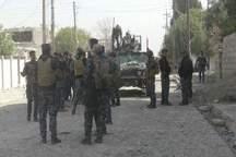 نیروهای عراقی تا نقاط ساحل راست موصل پیشروی کردند + تصاویر