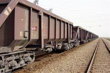 بیش از دو میلیون تن بار توسط راه آهن شرق کشور حمل شد