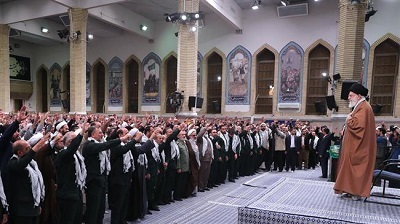 Leader lauds Iranian nation's tremendous victory in thwarting enemy plot