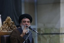 نظام جمهوری اسلامی قدرتمندانه از هر خطری عبور می کند