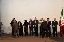 چهره های ماندگار آستارا با حضور مشاور رئیس جمهوری تجلیل شدند