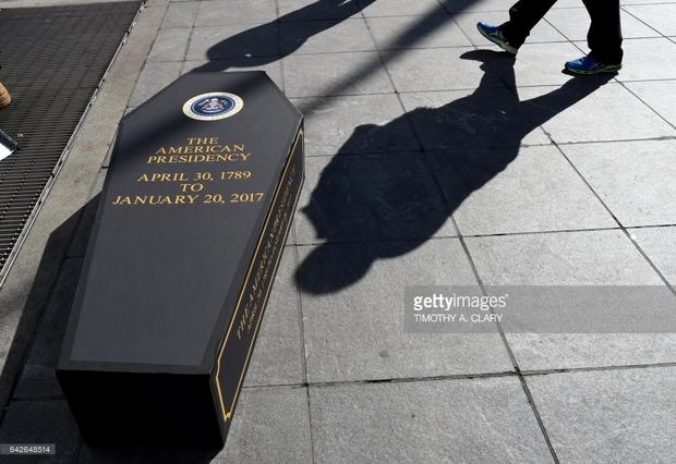 تشییع ریاست جمهوری آمریکا +تصاویر