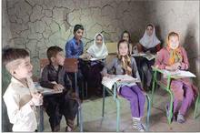 دانش آموزان این مدرسه با مار و عقرب همکلاسی هستند!