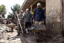 کمک ۲۱ میلیارد ریالی سپاه سمنان به منطقه سیلزده چممهر