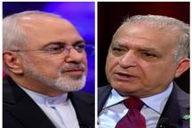 گفتوگوی تلفنی وزرای خارجه ایران و عراق