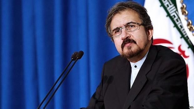 بهرام قاسمی: مواضع آمریکایی ها مهم نیست/ سلاحی به مبارزین یمنی نداده ایم