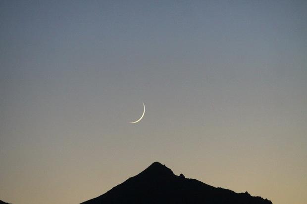 6 گروه در آذربایجان غربی هلال ماه شوال را رصد می کنند