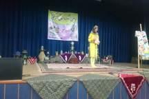 جشنواره قصه گویی در مهریز آغاز شد