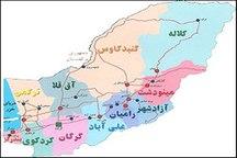 طرح انتقال آب رودخانه های مازندران به گلستان همچنان نیمه تمام است