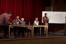 هیات مدیره جدید انجمن هنرهای نمایشی آذربایجان شرقی انتخاب شد