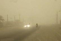 باد شدید با سرعت 96 کیلومتر بر ساعت زابل را درنوردید