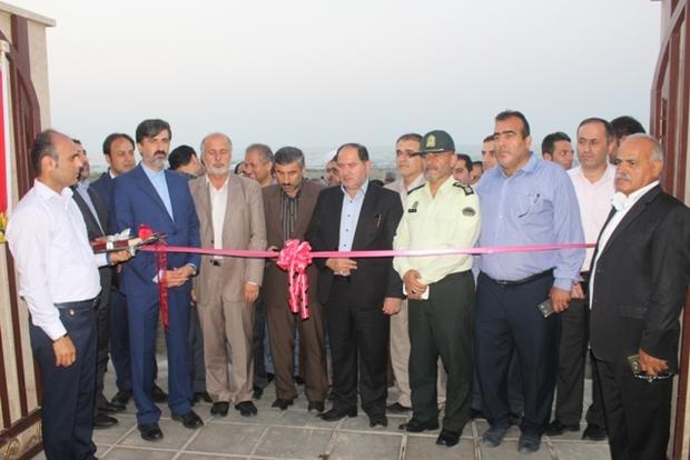 پروژه های اقامتی و گردشگری و مسکن مهر بندرانزلی به بهره برداری رسید