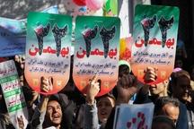 قدردانی مسئولان مازندران از حضور مردم استان در راهپیمائی 22 بهمن