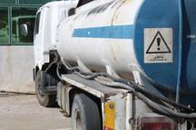 30 هزار لیتر سوخت قاچاق در غرب تهران کشف شد