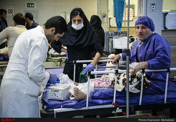 قطع شدن دو دست نوجوان 19 ساله در اصفهان