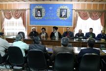 نخستین جلسه ستاد برگزاری بزرگداشت امام(س) در خمین برگزار شد+تصاویر
