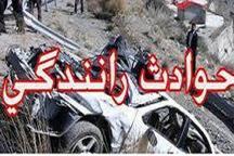 سانحه رانندگی در اسفراین خراسان شمالی 4 نفر کشته و زخمی داشت