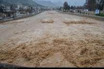 132 میلی متر بارش باران در سه روز برای لرستان ثبت شد