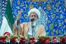استقامت ایرانیان در مقابل ظلم جهان را به حیرت واداشته است