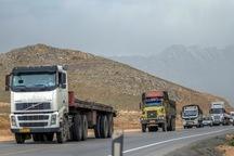 خودداری از حمل بار، راه حل مشکل کامیونداران نیست