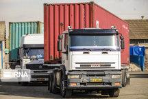 تردد بیش از ۱۷ هزار دستگاه کامیون از مرز پلدشت
